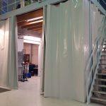 Teollisuuden peitteet, pressut ja suojahuput